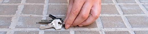 Uw sleutel verloren of gestolen