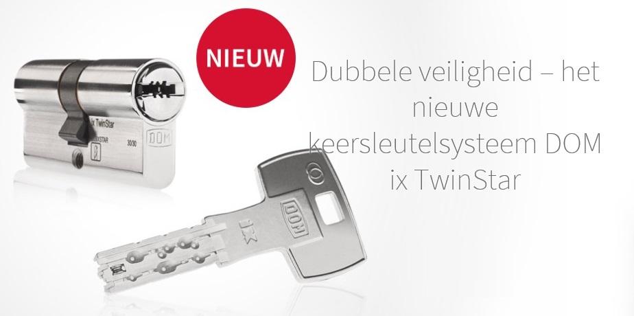 De nieuwe DOM TwinStar Cilinder