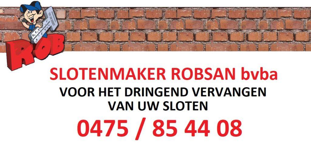 ROBSAN Slotenmaker