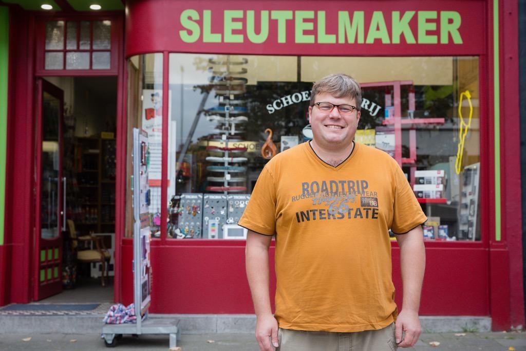 Slotenmaker ROB - Bedrijf ROBSAN bvba