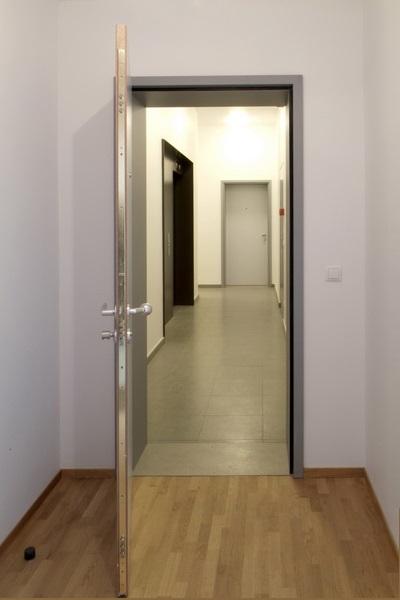 Veiligheidsdeuren Mecop - Gepantserde deur